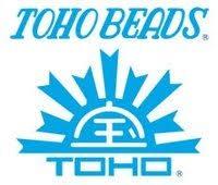 toho beads logo