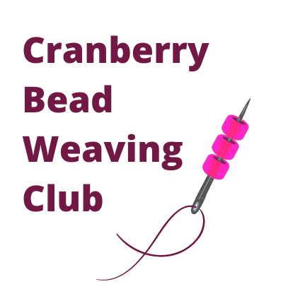Cranberry Bead Weaving Club