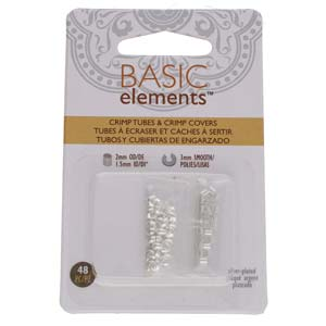crimp-pack, silver plated, 790524623709